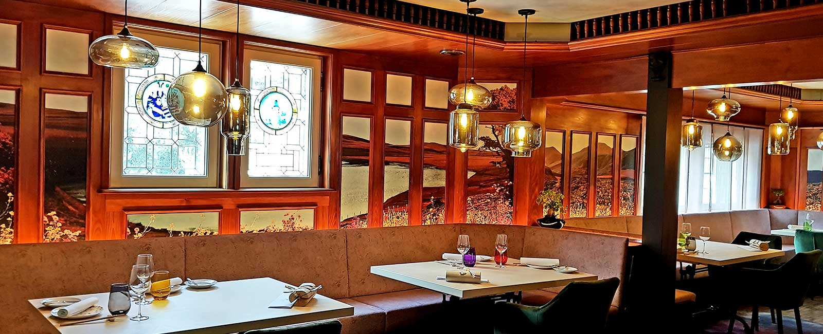 Haus Oveney Café Restaurant